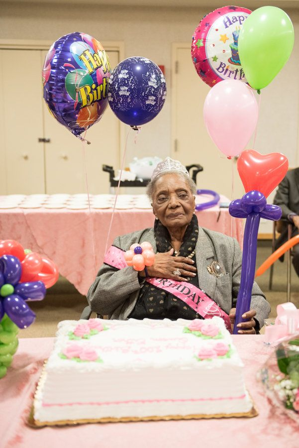 Peace Care St Anns celebrates birthday of their Queen Peace Care NJ